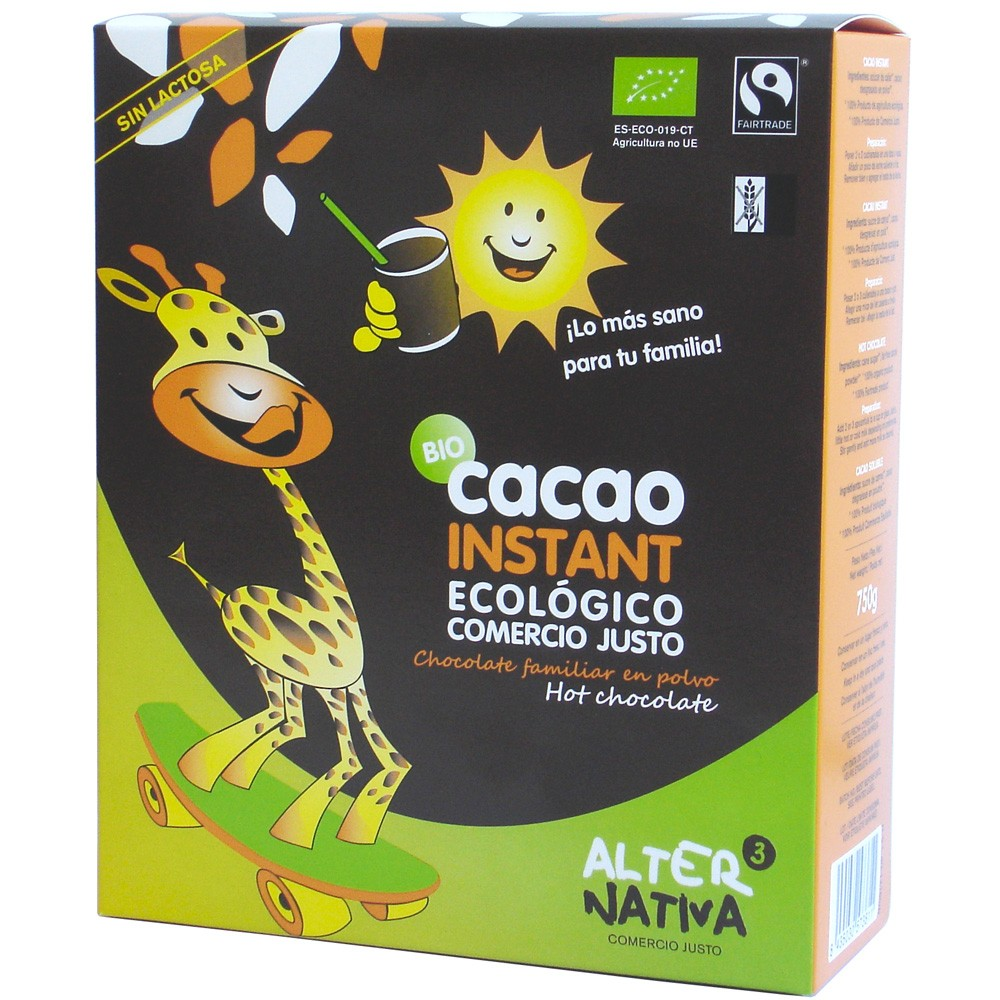 Cacao Instantáneo