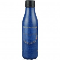 Botella inox Blue Jean 500ml
